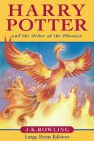 Harry Potter and the Order of the Phoenix на английском