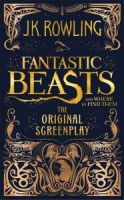 Fantastic Beasts and Where to Find Them: The Original Screenplay на английском