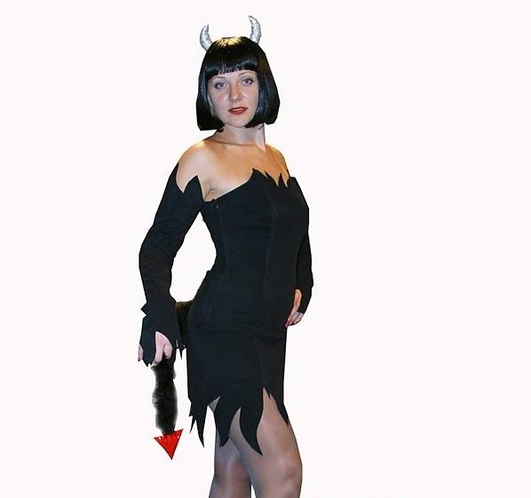 Модный детский карнавальный костюм Чертик 3038  цена