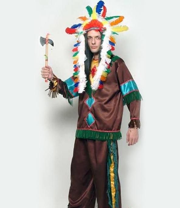 Костюмы индейцев фото своими руками