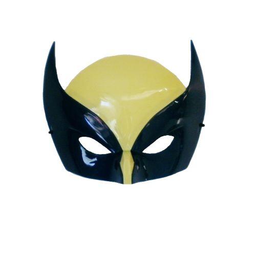 Как сделать шлем росомахи