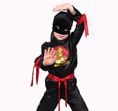 Как сшить костюм ниндзя фото 24