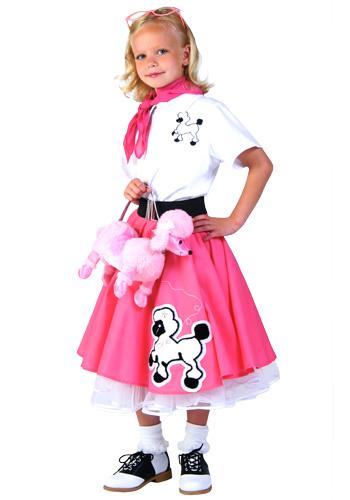 photo of girls 50's costumes № 3886