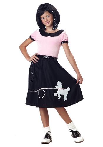 photo of girls 50's costumes № 3880