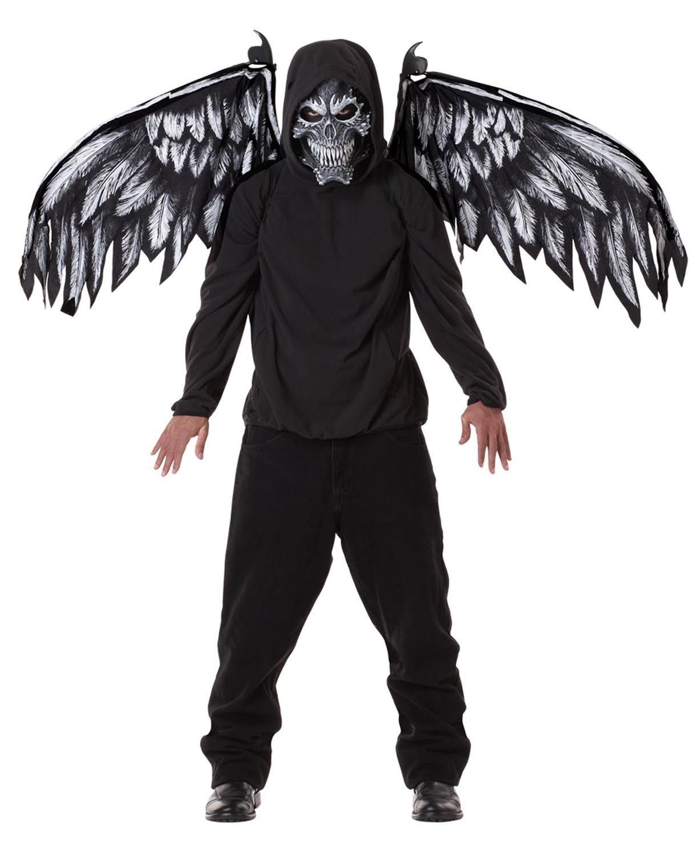 Крылья демона для костюма