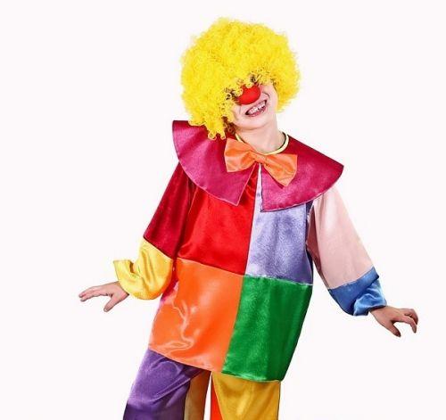 Своими руками сшить костюм клоуна для взрослого